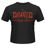 The Damned T-shirt Friday 13TH
