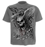 Ascension - T-Shirt Black Charcoal