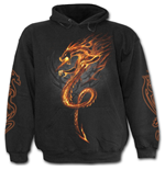 Rock Guardian - Hoody Black