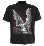 Tears Of An Angel - T-Shirt Black