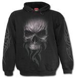 Death Rage - Hoody Black