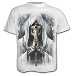 Death Prayer - T-Shirt White