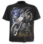 Ride To Hell - T-Shirt Black