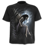 Angel Lament - T-Shirt Black