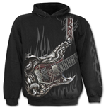 Air Guitar - Hoody Black