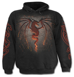 Dragon Furnace - Hoody Black