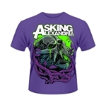 Asking Alexandria T-shirt Night Slime 2