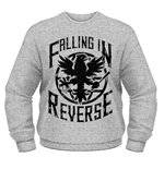Falling In Reverse Sweatshirt Eagle