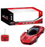 Ferrari Remote Control Diecast Model scale 1:18