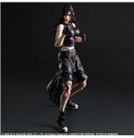Final Fantasy VII Advent Children Play Arts Kai Action Figure Tifa 26 cm