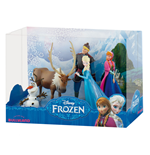 Frozen Gift Box with 5 Figures Deluxe
