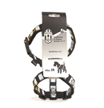 Juventus FC Dog Harness Medium Size