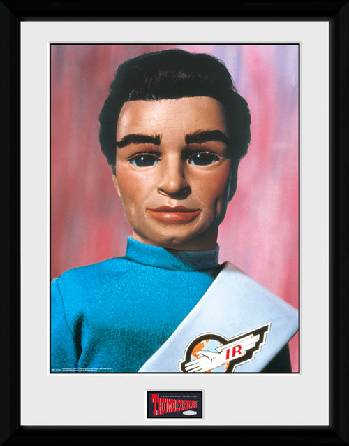 Thunderbirds Classic Scott Tracey Collector Print