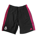 2014-2015 Real Madrid Adidas Swim Shorts (Black)