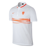 2015-2016 Holland Nike Authentic League Polo Shirt (White)
