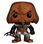 Star Trek TNG POP! Vinyl Figure Klingon 9 cm