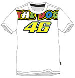 Rossi The Doc T-Shirt 2015 White