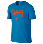 2015-2016 Holland Nike Core Plus Tee (Blue)
