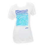 PACIFICO White Waves Women's T-Shirt