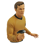 Star Trek TOS Bust Bank Captain Kirk 20 cm