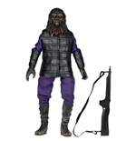 Planet of the Apes Retro Action Gorilla Soldier 20 cm