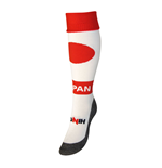 Japan Country Hingly Socks (White)