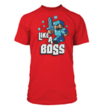 Minecraft Premium T-Shirt Like a Boss