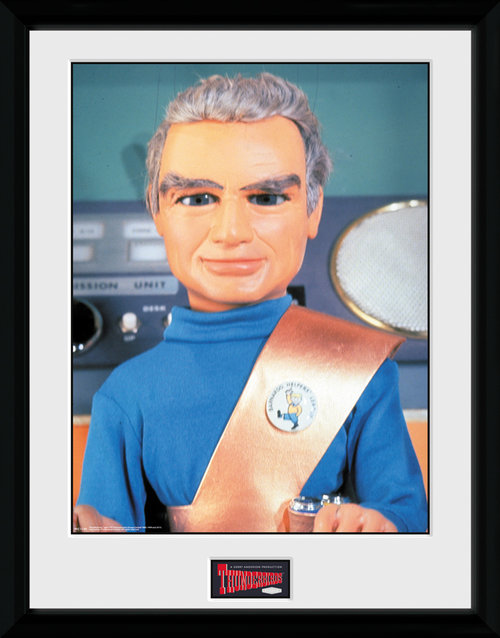 Thunderbirds Classic Jeff Framed Collector Print