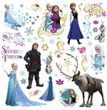 Frozen Wall Decor Characters
