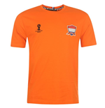 Holland 2014 FIFA Core Tee (Orange)