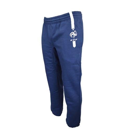 06ef7cd6b1d9 Buy Official 2015-2016 France Nike Core Cuff Fleece Pants (Navy)