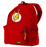 The Flash Backpack Flash Logo