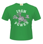Clangers T-shirt Iron Power