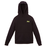 Under Armour 2015 EU Storm Cotton Transit Hoody (Black) - Kids