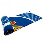 Real Madrid F.C. Fleece Blanket BE