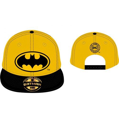 Buy Official DC COMICS Batman Classic Logo Baseball Cap 8e3b7276bbc60