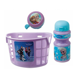 DISNEY Frozen Three Piece Accessory Bike Set