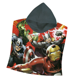 The Avengers Poncho 137706