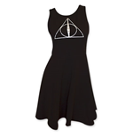 HARRY POTTER Women's Deathly Hallows Dress