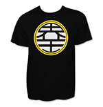 Dragonball Z King Kai Symbol Tee Shirt