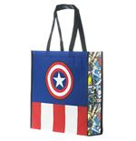 CAPTAIN AMERICA Star Logo Tote Bag