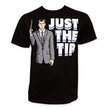 ARCHER Just The Tip Tee Shirt