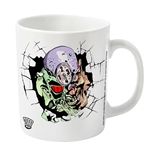 2000AD Judge Dredd Mug Mean Machine Angel