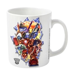 2000AD Abc Warriors Mug Smash
