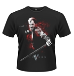Vikings T-shirt Floki Attack