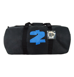 PAYDAY 2 $2 Logo Duffle Bag, Black