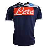 2011-12 Napoli Official Training Jersey (Navy)