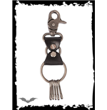 Key pendant with carabiner