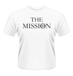 The Mission T-shirt Logo 2