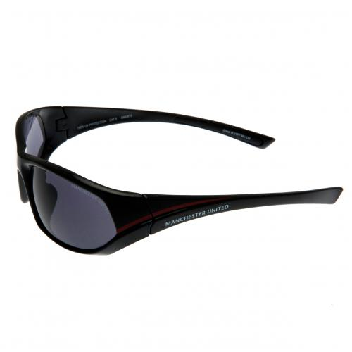 Manchester United F.C. Sunglasses Adult Sport Wrap